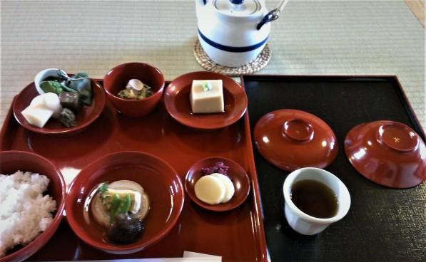 Shojin Ryori Meal